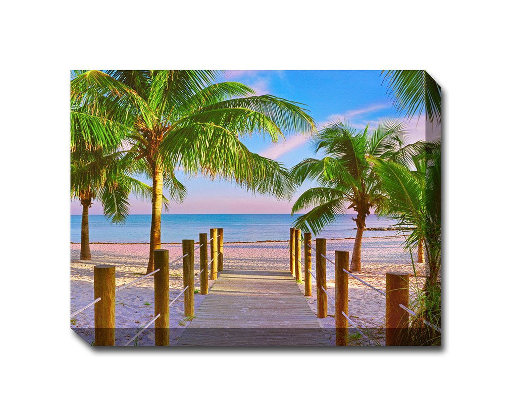 Key West Outdoor Canvas Art