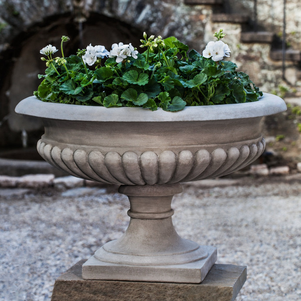 Kingscote Urn Garden Planter - Soothing Company