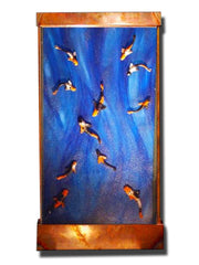 Koi Wall Fountain - Soothing Company