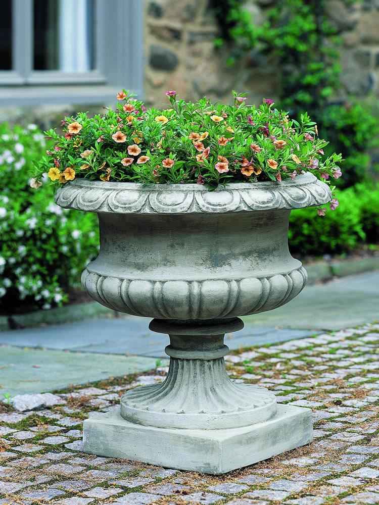 Lanciano Urn Garden Planter - Soothing Company