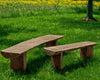 Large Bois Garden Bench