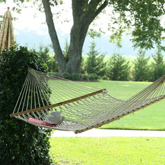 Large Original Cotton Rope Hammock - Soothing Company