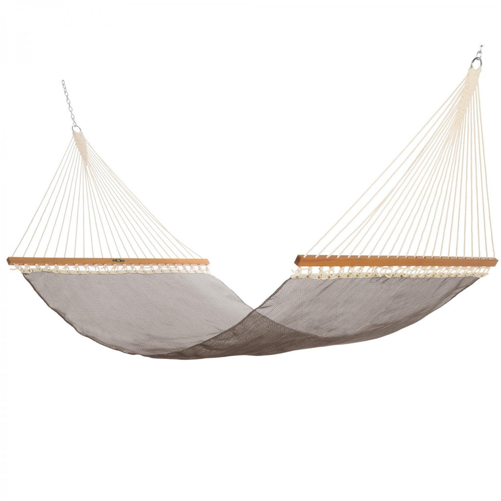 Pawleys Island Large Pool Side Hammock in Framework Bronze - Soothing Company