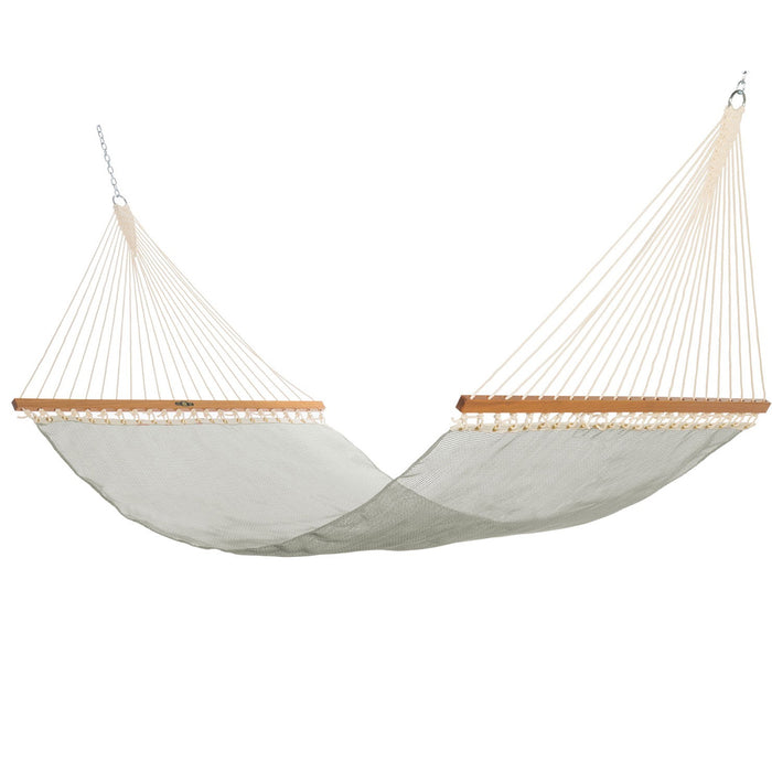 Pawleys Island Large Pool Side Hammock in Framework Seaglass - Soothing Company