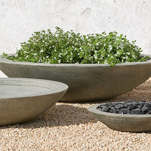 Low Zen Large Planter Bowl - Soothing Company