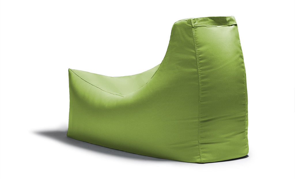 Juniper Outdoor Bean Bag Chair Lime Green - Soothing Company