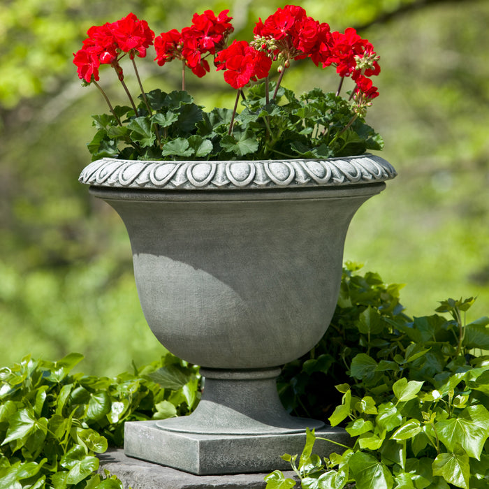 Litchfield Egg & Dart Urn Garden Planter