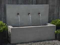 Long Beach Wall Fountain - Soothing Company