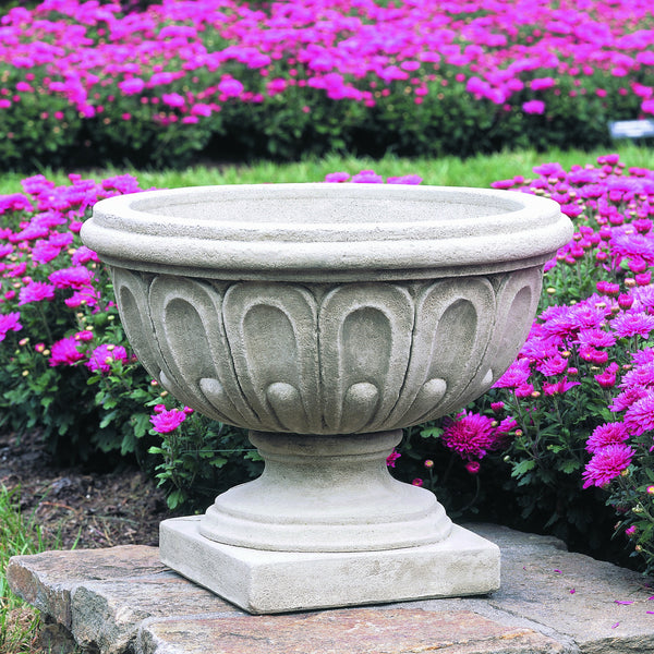 Longwood Fluted Urn Garden Planter - Soothing Company