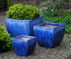 Lorimar Planter - Set of 3 in Waikiki - Soothing Company