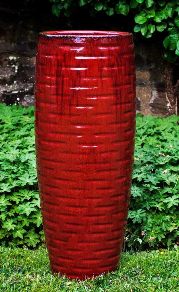 Lunas Planter in Macintosh Red - Soothing Company