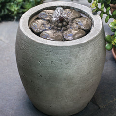 M-Series Camellia Garden Fountain - Soothing Company