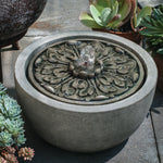 M-Series Medallion Fountain - Soothing Company