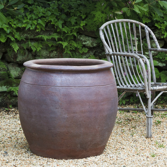Mai Planter in Asian Earthenware - Soothing Company