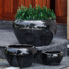 Maia Planter - Set of 3 in Galaxy - Soothing Company