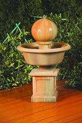 Marinus Outdoor Fountain - Soothing Walls