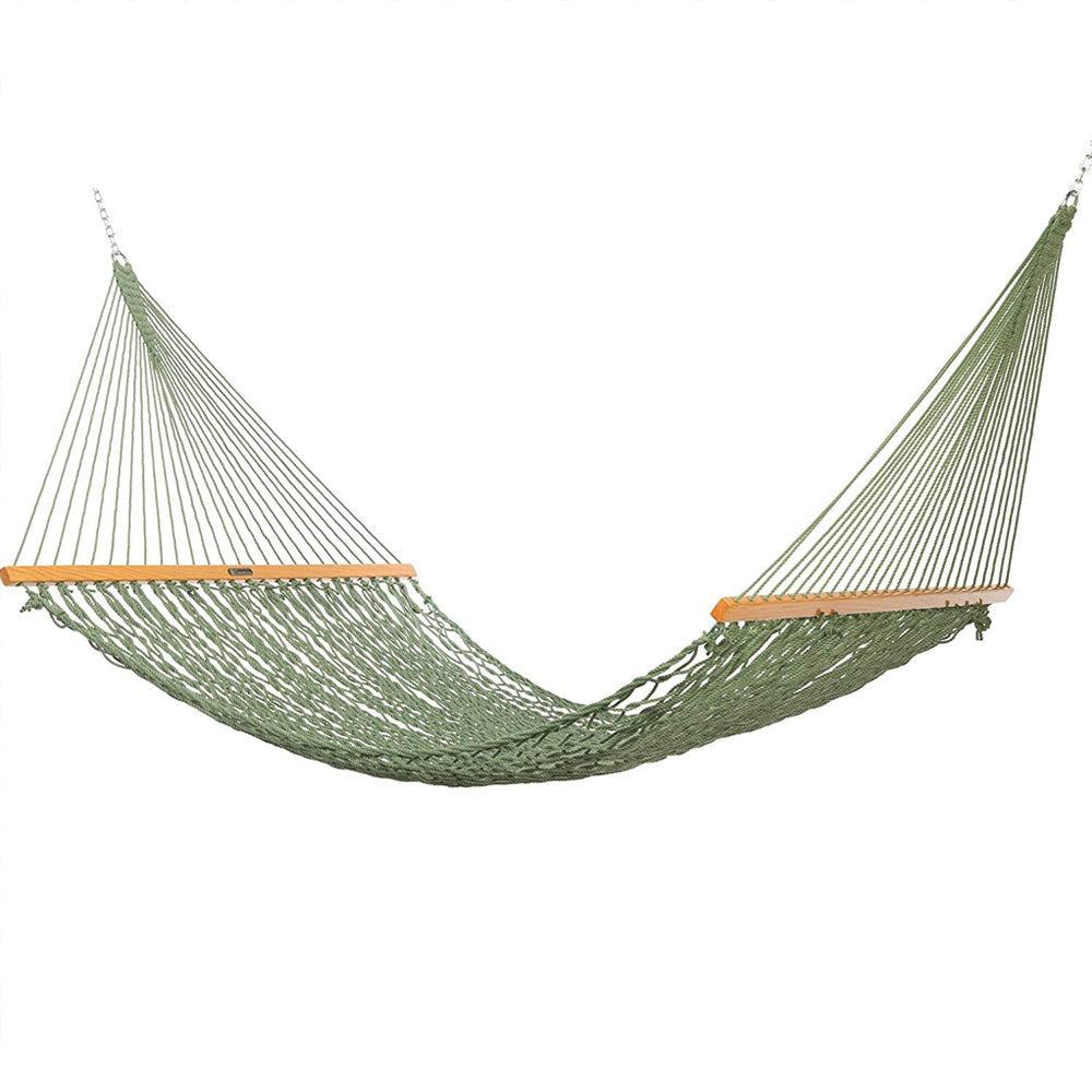 Presidential Size Original DuraCord® Rope Hammock in Meadow - Soothing Company
