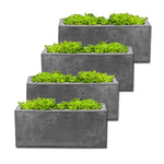 Medium Geo Planter - Set of Four - Soothing Company