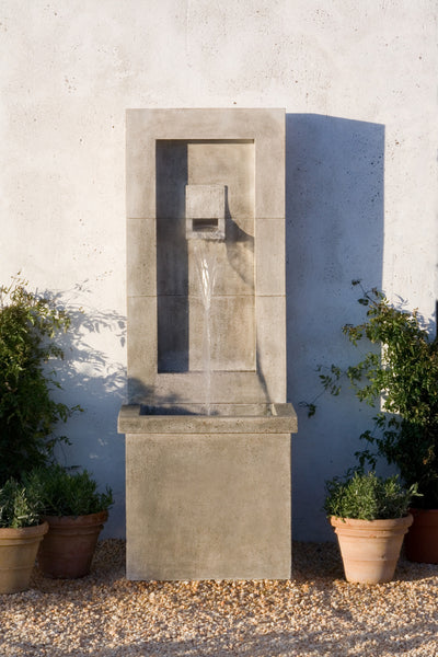 Moderne Wall Fountain - Soothing Company