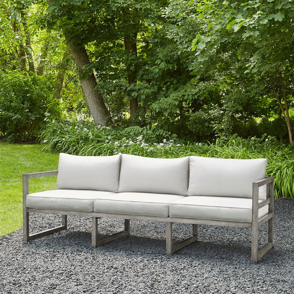 Monaco Outdoor 3 Seat Sofa - Soothing Company