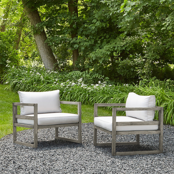 Monaco Outdoor Chair Set - Soothing Company