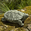 My Pet Turtle Cast Stone Garden Statue - Soothing Company