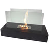 Fiamme Freestanding Ethanol Fireplace - Soothing Company