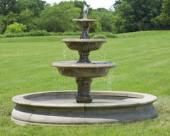 Newport Outdoor Fountain - Soothing Company