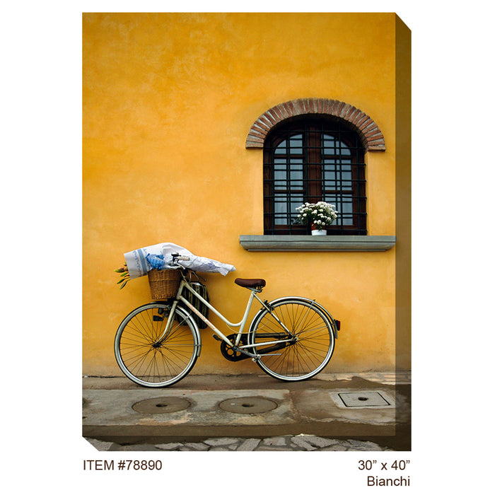 Bianchi Outdoor Canvas Art - Soothing Company