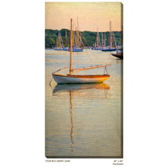 Anchored Outdoor Canvas Art - Soothing Company