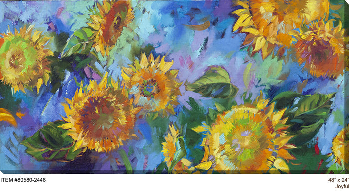 Joyful Outdoor Canvas Art - Soothing Company