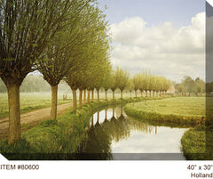 Holland Outdoor Canvas Art - Soothing Company