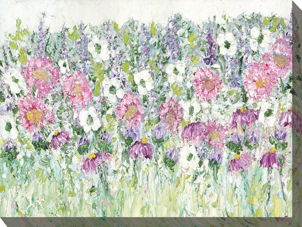 Jubilant Outdoor Canvas Art - Soothing Company