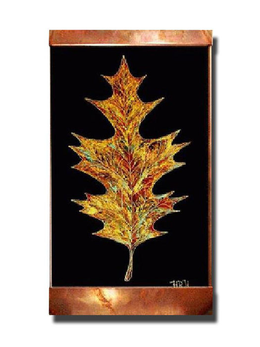 Oak Leaf Wall Fountain - Soothing Company