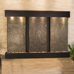 Olympus Falls: Multi-Color Slate and Blackened Copper Trim with Squared Corners