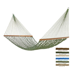 Presidential Size Original DuraCord® Rope Hammock - Soothing Company