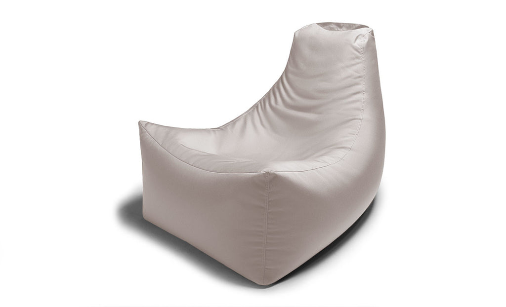 Juniper Outdoor Bean Bag Chair Pearl - Soothing Company