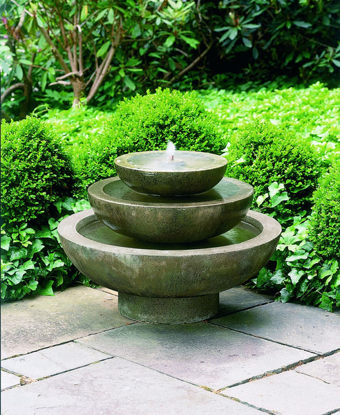 Platia Fountain - Soothing Company