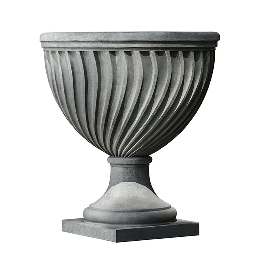 Quadrille Urn Garden Planter - Soothing Company