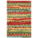 Liora Manne Ravella Fiesta Warm Area Rug - Soothing Company