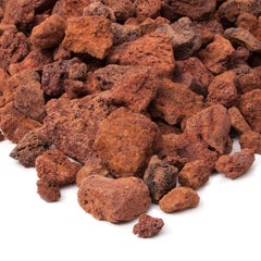 Red Lava Rock Filler - Soothing Company
