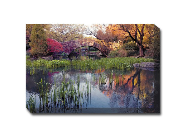 Reflections Outdoor Canvas Art