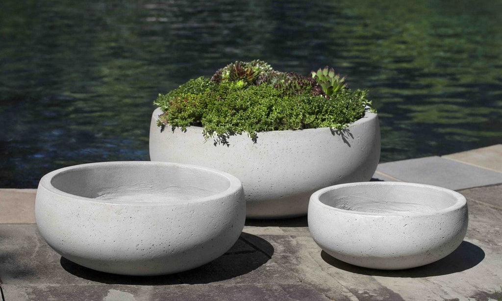Rio Bowl in Playa Blanca - Set of 3 - Soothing Company