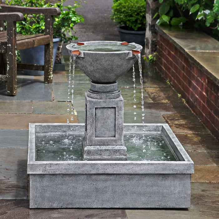 Rittenhouse Fountain - Soothing Company