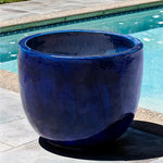 Sem Planter - Set of 4 in Riviera Blue- Soothing Company