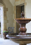 San Pietro Tiered Outdoor Water Fountain - Soothing Company