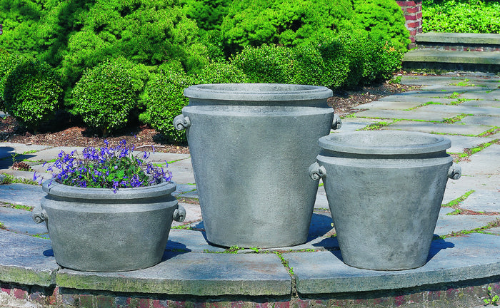 Scroll Handle Garden Planters - Soothing Company