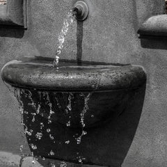 Segovia Wall Outdoor Fountain - Soothing Company