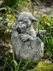 Shelley Cast Stone Garden Statue - Soothing Company