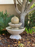 Short Zen Fountain